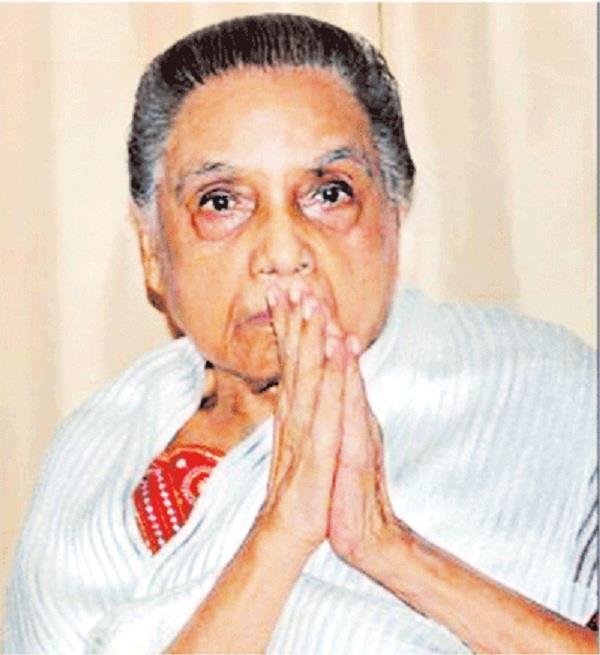 annapurna devi passes away at 91
