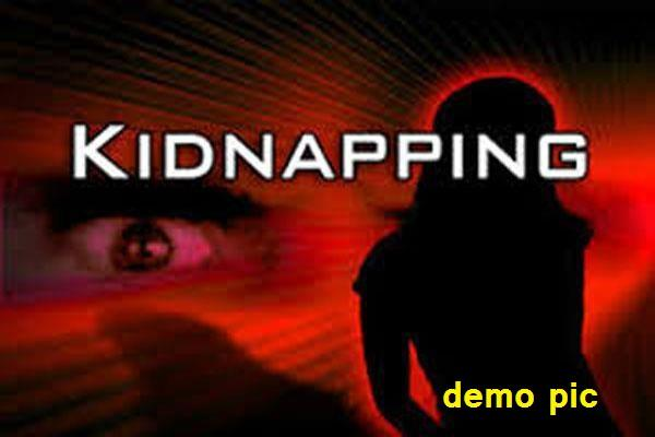 kidnapping of girl