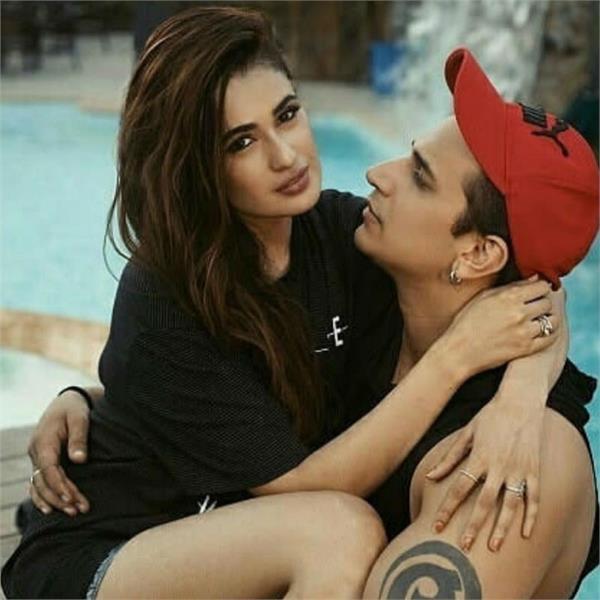 prince narula and yuvika choudhary