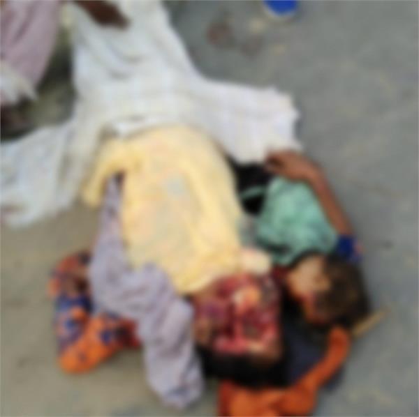 mumdot  road accident  2 death