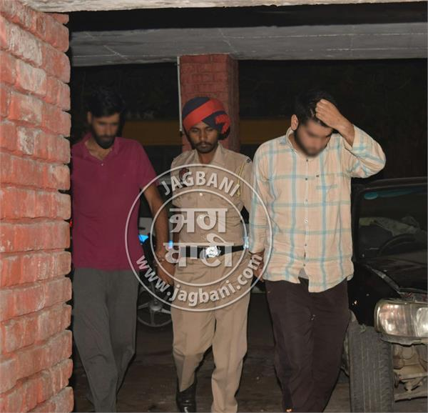 six youths including the roommates of jalandhar militants in police custody