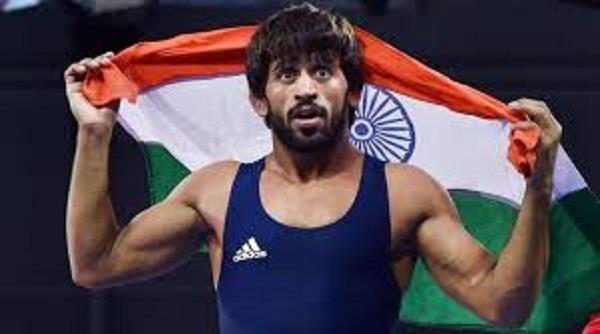bajrangi became the first indian to win seed in world championship