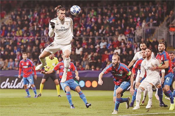 real madrid s big win lost despite the goals of ronaldo goals