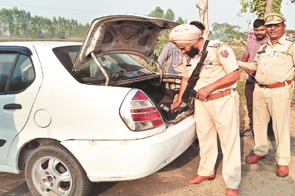 police cut challans