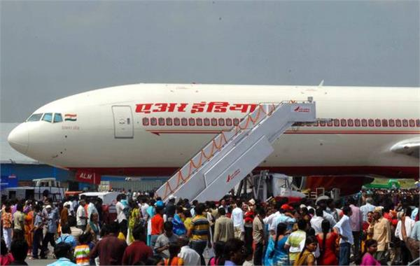 air india contract workers on strike
