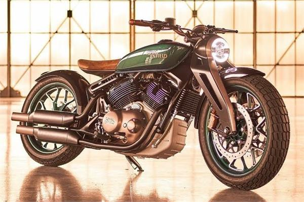 royal enfield concept kx unveiled
