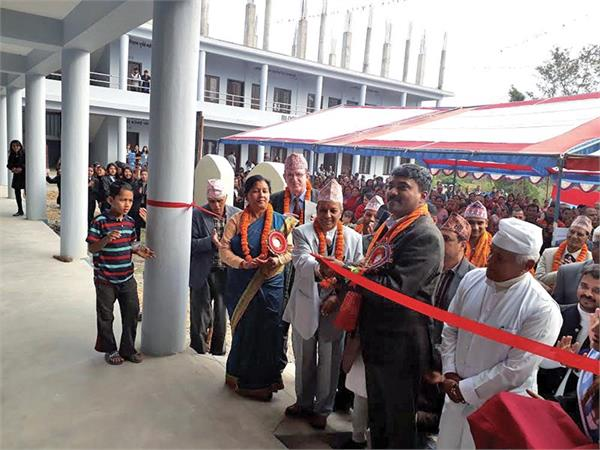india schools nepal