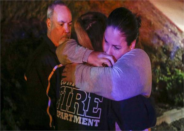 california country music bar shot  12 dead in a devastating attack
