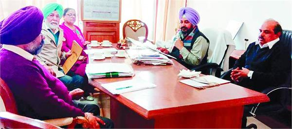 central government post matric scholarship sadhu singh dharamsot