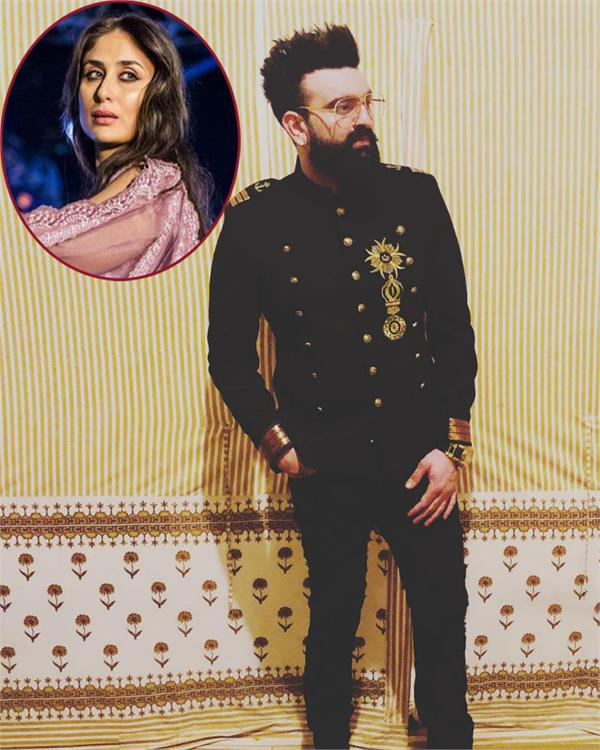 navraj hans and kareena kapoor khan