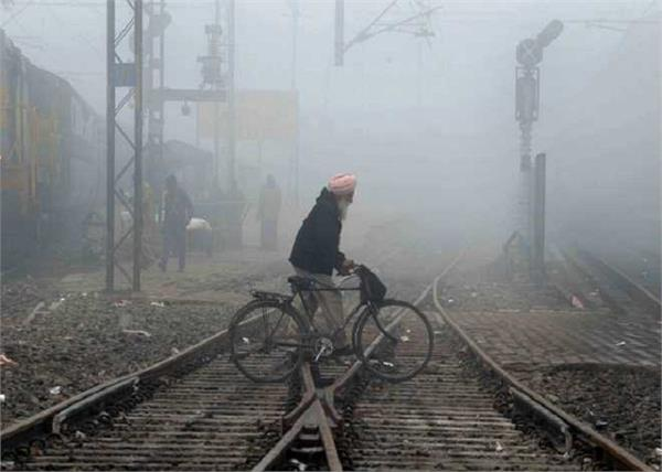 cold wave continues in punjab haryana