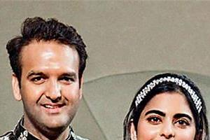 wedding of ambani daughter