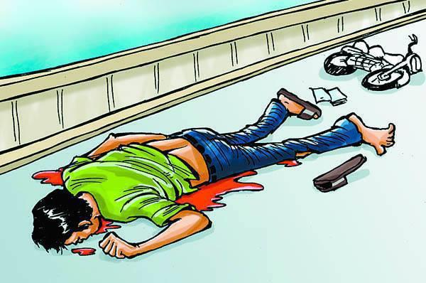 one death during a road accident