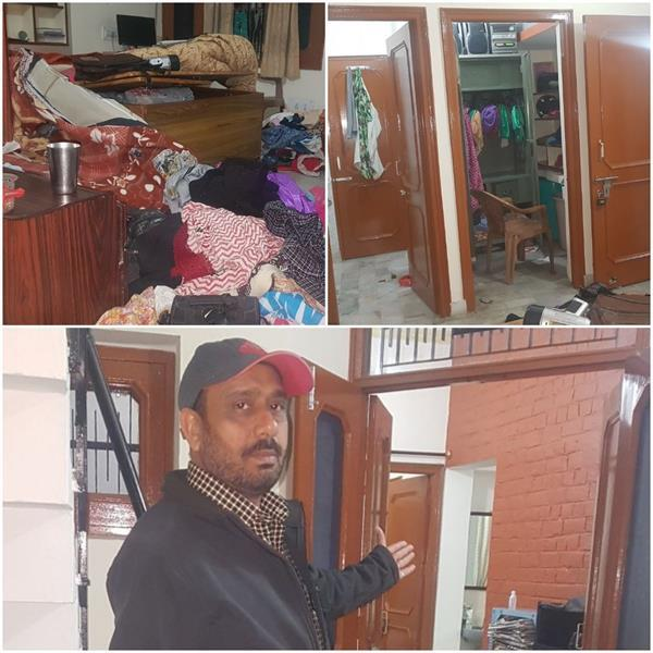 theft in mohali