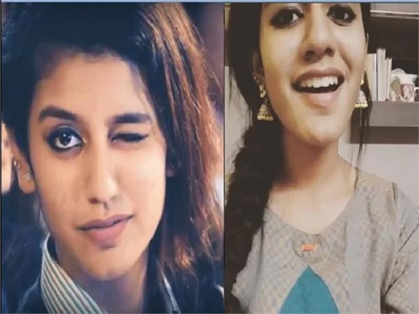 priya prakash varrier s insta videos viral