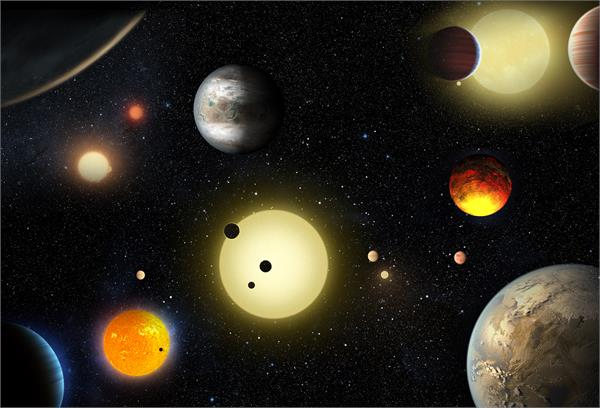scientists found 15 new planets  life possible