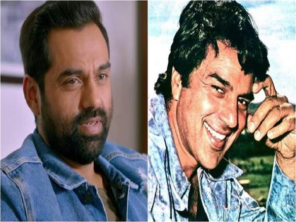 abhay deol s big statement for dharmendra