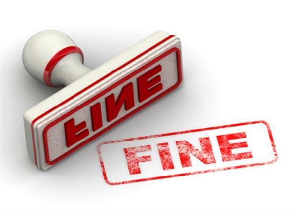 oriental insurance company fines