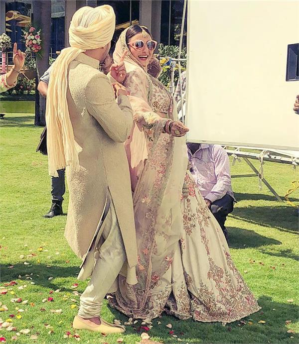 soha ali khan and kunal khemu bridal photoshoot