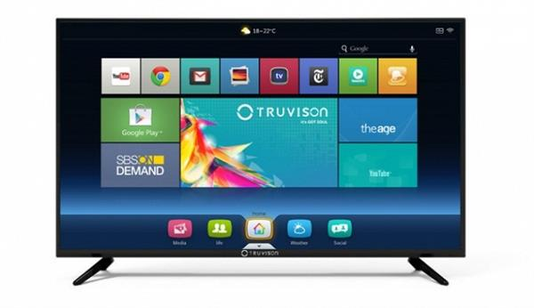 truvison launched smart tv in india with a 40 inch full hd display
