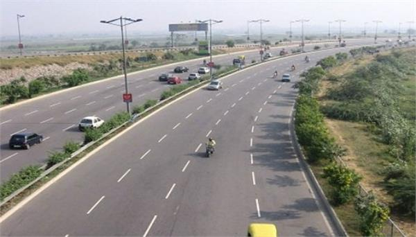 the government extended the speed limit on the expressway