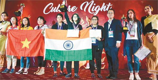 india  s golden show in asian youth chess