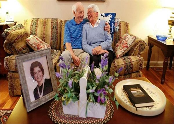 unique love  after 50 years of divorce  this couple will marry again