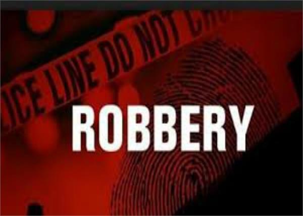 Big robbery in Tarntaran