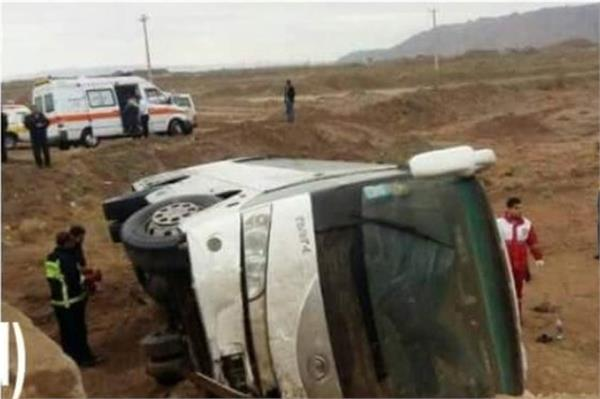 indian girl dies in road accident in iran  19 injured