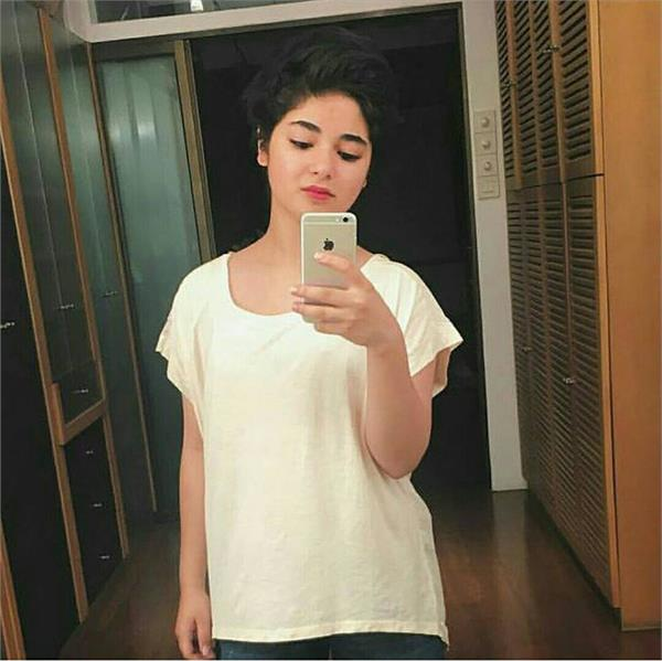zaira wasim shocking statement