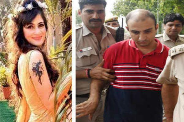 shailja murder case   handa called one of the girlfriends