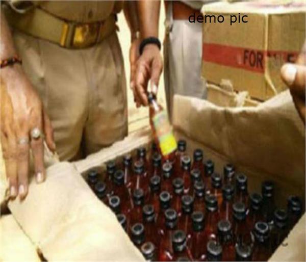 ferozepur police alcohol