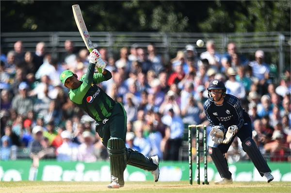 t 20  pakistan beat scotland by 48 runs