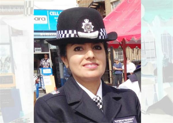 indian origin female officer faces investigation