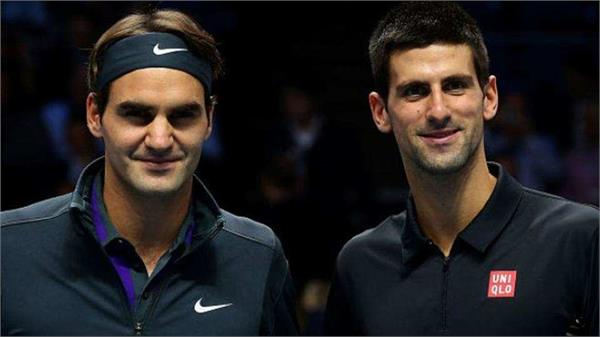 djokovic and federer will face a tough challenge