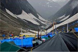 148 pilgrims leave for amarnath yatra