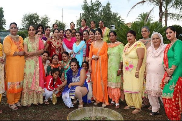 cultural fair organized