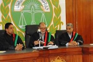 45 men sentenced libya