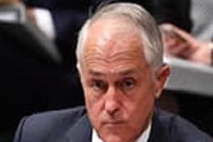malcolm turnbull australian pm survives leadership challenge