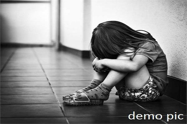 minor daughter father rape