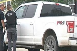 calgary officer struck vehicle