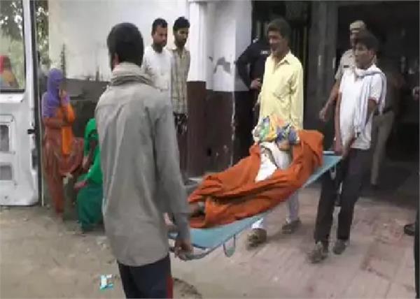 karnal two monk killed