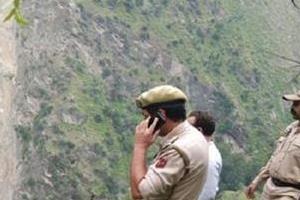 kishtwar bus falls in chenab river