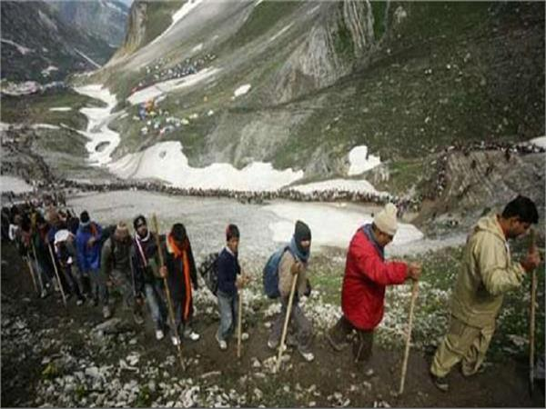 amarnath yatra will be dispatched