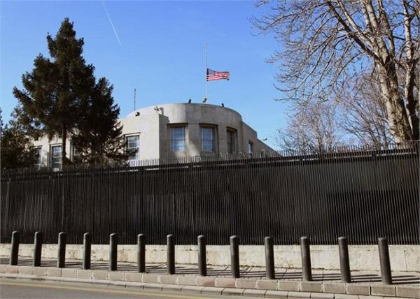 turkey  us embassy