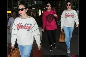 kareena and karisma trendy look
