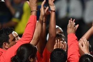 second win of kabaddi team defeated thailand by 33 23