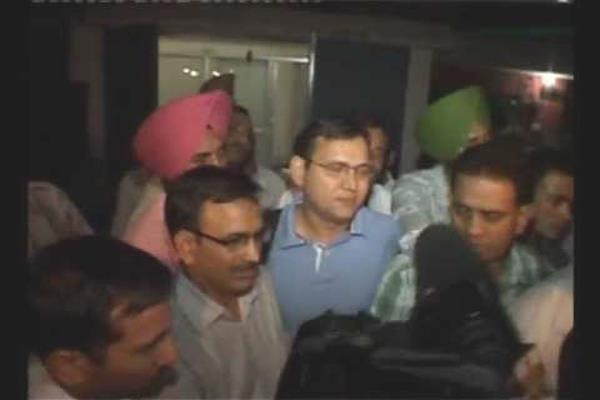 deshraj singh sentenced to 3 years in jail