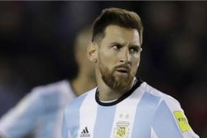 argentina  s messi does not have a place in international friendly match