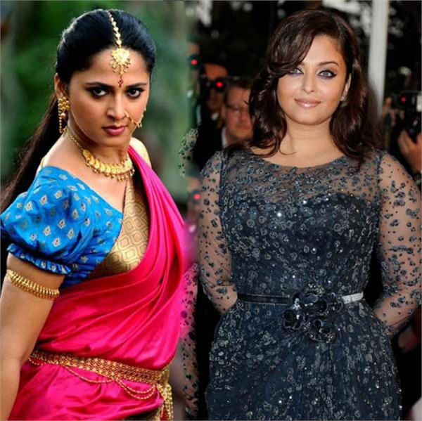 aishwarya and anushka shetty